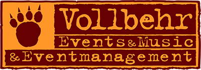 Vollbehr Eventmanagement und Agentur Mobile Retina Logo